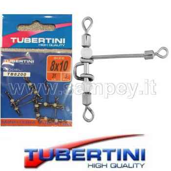 Tubertini girelle TB 8200 Attacco Squid Bolentino