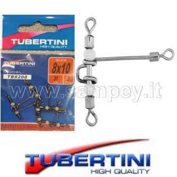 Tubertini TB 8200 Attacco Squid mis. 8x10