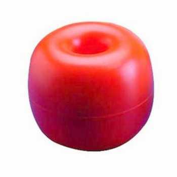 Boa Galleggiante Foro Passante Arancio 17.5 cm