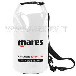 Sacco Stagno Mares 5 litri Borsa Cruise Dry T5