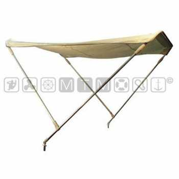 Tendalino barca 150 cm bimini top capottina
