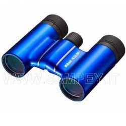 Nikon Binocolo Aculon T01 8X21 Blu