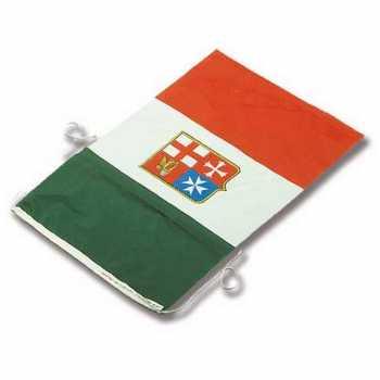 Bandiera italiana per barca in stoffa barca nautica