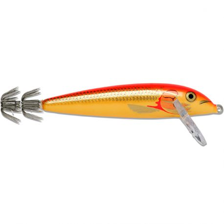 Artificiali Traina Calamari Rapala Squid 11 cm col GFR
