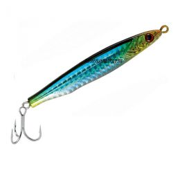 Artificiali Metallo Nomura Umi 5 cm 7 gr  light & shore jigging col 527 Muggine