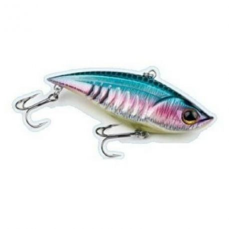 Artificiali Behr Jerkbait Moonfleet Three 7,5 Cm 22 Gr Blu