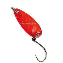 Akira Trout Area Spoon 2,5gr 2,5cm Rosso Fluo