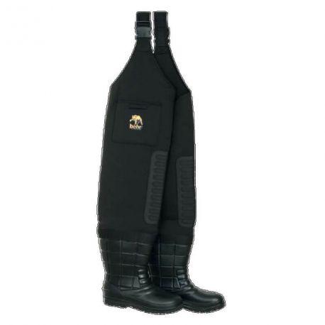 Cosciali Neoprene Behr 4mm con Stivali in EVA Foderati