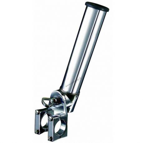 Portacanna Barca Orientabile Ottone Roll Bar D 40 mm