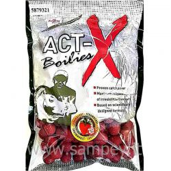 Boiles Carpa Act-X Z Fragola Gr 800 20 mm