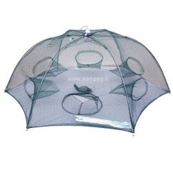 Nassa Trappola ad ombrello 6 ingressi