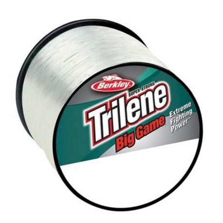 Filo Trilene Big Game Traina Berkley Trasparente 600 metri