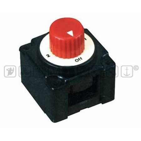 Staccabatteria Switch Deviatore Nautico Barca 250 A