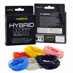 Elastico Hybrid Matt Elastic Tubertini 1.6 mm Grigio 5 metri