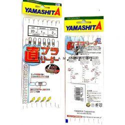Terminale  Montatura Pronta Pesca Tataki Oppai Yamashita Leader (2 pezzi)