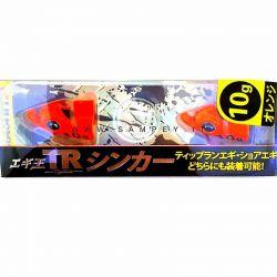 TR Sinker 10GR Yamashita 2 Teste Piombata per Totanare