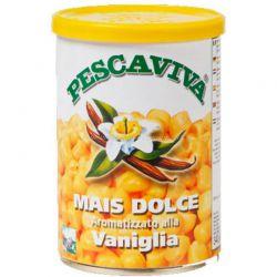 Mais carpe pescaviva naturale giallo vaniglia