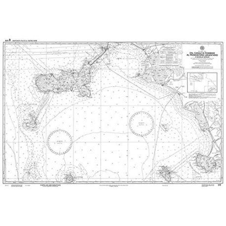 Carteggio carta nautica didattica 5d