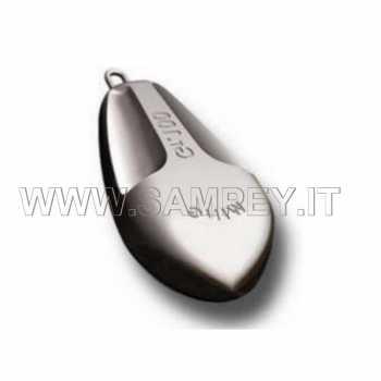 Piombo Pesca Surfcasting Wing anello inox 50 75 100  gr