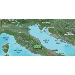 Garmin Bluechart G3 Vision Maps VEU452S-Adriatic Sea, North Coast