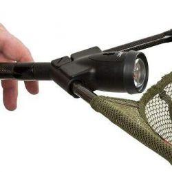 Testa guadino luminosa torcia jrc extreme tx light headset