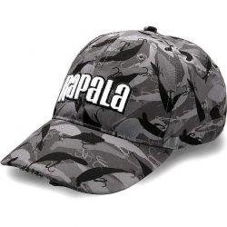 Cappello Cappellino Pesca Pescatore Rapala 5 LED Integrati