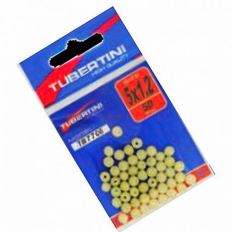 Perline Luminose Fluorescenti Tubertini TB7706 in 3 Misure