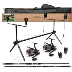 Top Carp Full Carpfishing Combo completo pe la Pesca alla Carpa