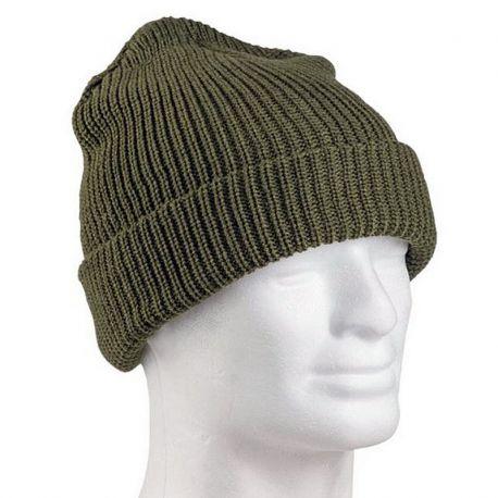 Cappello Zuccotto Thinsulate Mil-Tec Verde