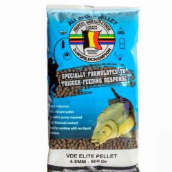Tubertini Pellet Carpfishing V.D.E. 4,5 Mm. Gr. 900