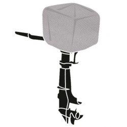Telo Coprimotore Fuoribordo Impermabile XL 75 x 45 cm
