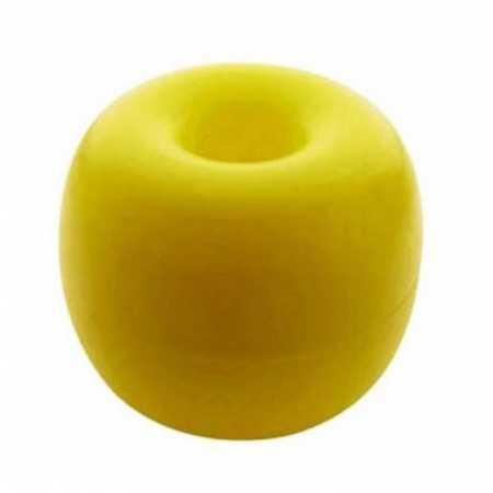Boa Galleggiante Passante Gialla 17,5 cm Ormeggio Gavitello Palamito