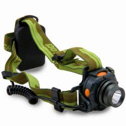 Lampada Frontale Pesca Led Sensore D'accensione 3W 110 Lumen