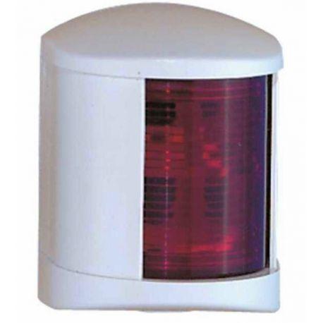 Luci di navigazione barche regolamentari luce rossa media 7.4 cm