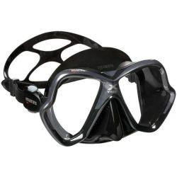 Maschera Sub X-vision Mares Nera Nera