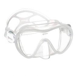 Maschera Sub Mares Tropical Silicone Trasparente
