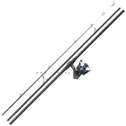 Kit Surfcasting Mulinello 8000 + Canna 3 Pezzi 425 170 gr Penn Wrath