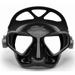 Maschera C4 Carbon Falcon Nera