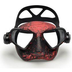 Maschera C4 Carbon Falcon Fire Stone