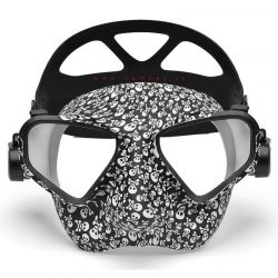 Maschera C4 Carbon Falcon Pirate