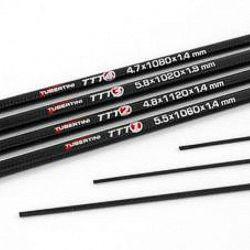 Cime Carbonio Tubolar Tip Tubertini 4S 4,5 x 1,3 X 900 mm