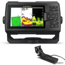 Garmin Ecoscandaglio GPS Striker Vivid 5Cv Trasdutt Gt20-Tm