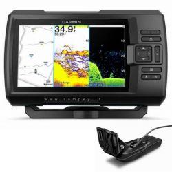 Garmin Ecoscandaglio Striker Vivid 7 CV GPS Trasduttore GT20