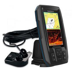 Garmin Striker 4 Plus  Ecoscandaglio GPS Trasduttore Incluso