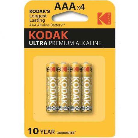 Batterie Kodak Ultra Premium Alkaline AAA (Mini Stilo)