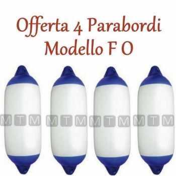 Offerta 4 Parabordi  Barca F0