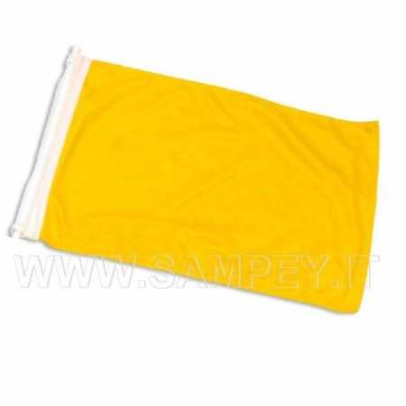 Bandiera Gialla 20x30 cm per palangari palamito pesca