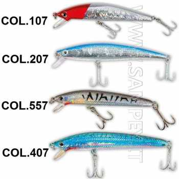 Artificiali Take  7 cm 6 gr Crystal Minnow