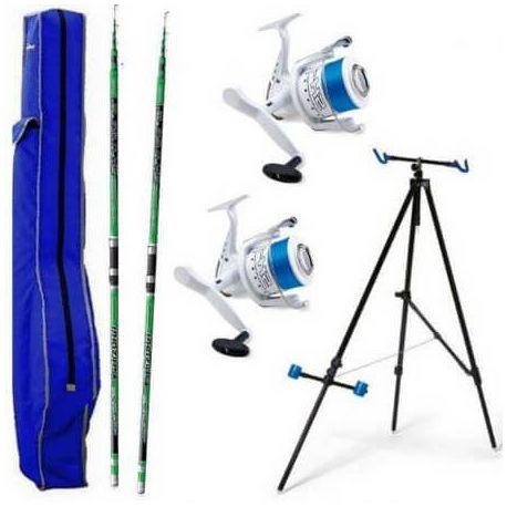 Kit Pesca Set Combo