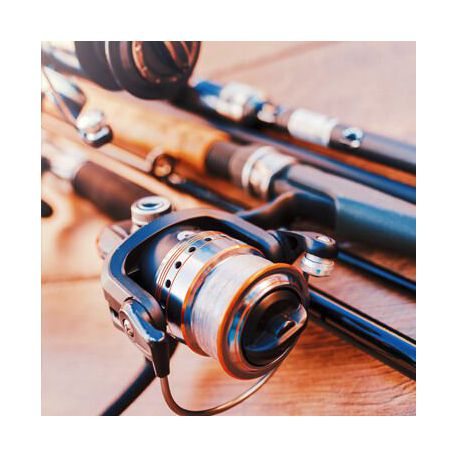 Combo Pesca Riva Spinning Surfcasting Bolognese